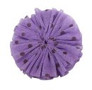 Product Image - Polka Dot ruffled c...