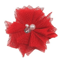 Product Image - Price listed for 1 flower. Crafted from tulle m...