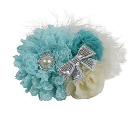 Product Image - This kit includes: 3 Flowers, 1 Marabou Puff, 1...