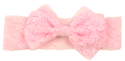 Product Image - Each soft lace headband measures approximately ...