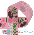 Product Image - US Designer Ribbon. 100% Polyester Grosgrain. P...