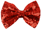 Product Image - Sequins and Fabric combine to make this bow big...