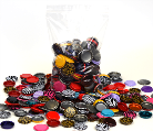Product Image - This BIG BAG of Bottle caps contains approximat...
