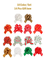 "Product Image - These 5"" Pull Bow Bundles are versatile and the..."