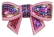 Sequin Bows - 2""