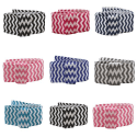 "5/8"" Elastic Headbands - Chevron"
