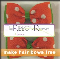 Make Hair Bows Free