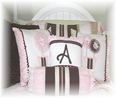 Ribbon Pillows
