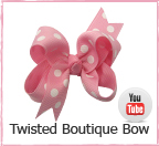 Twisted Boutique Bow
